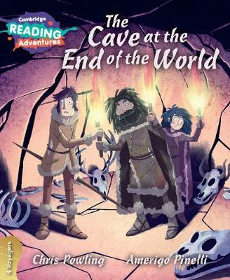 The Cave at the End of the World 4 Voyagers by Chris Powling