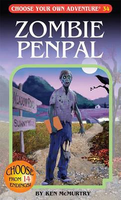Zombie Penpal by Ken McMurtry