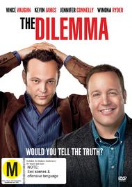 The Dilemma on DVD