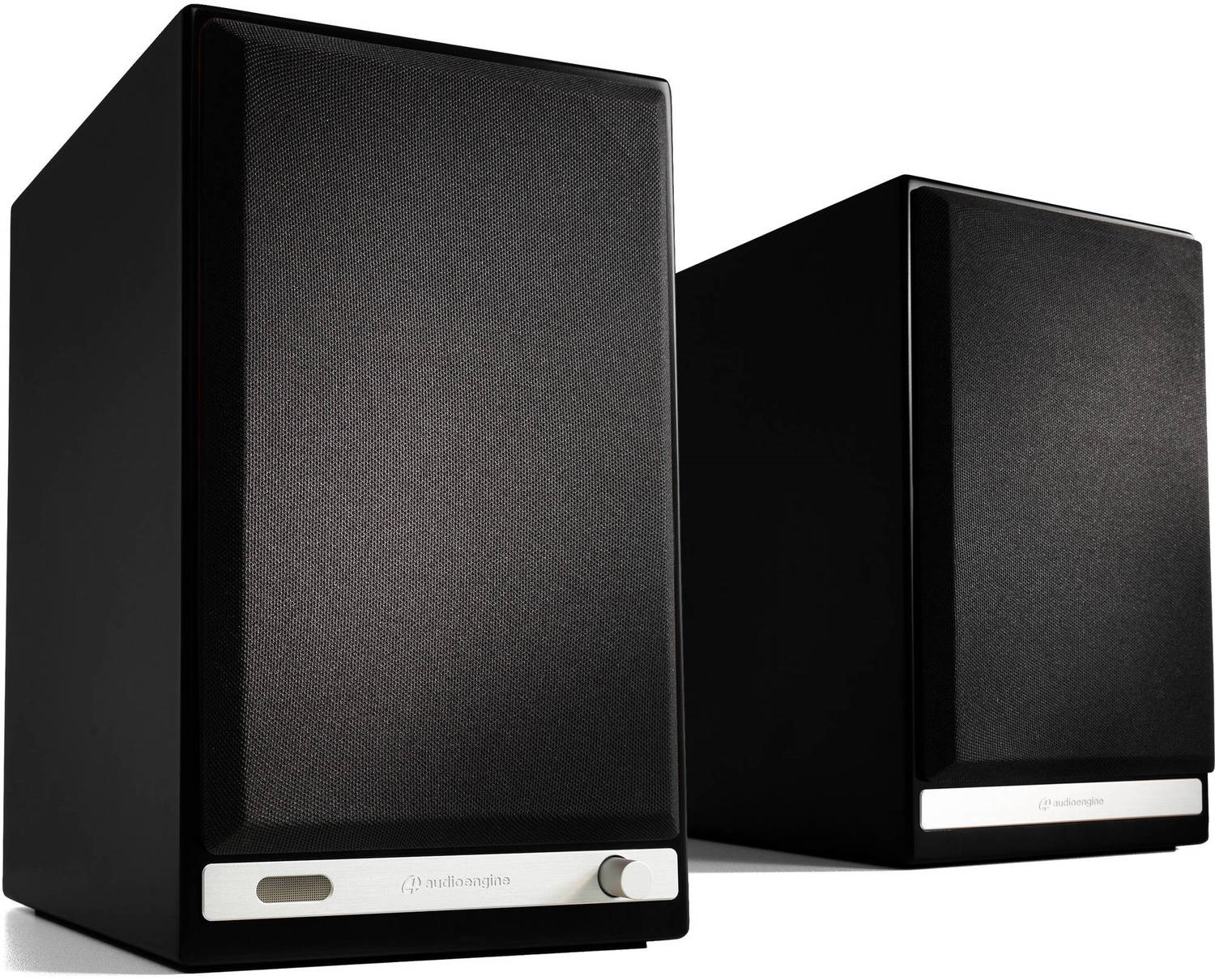 Audioengine: HD6 Powered Speakers (Pair) - Satin Black image