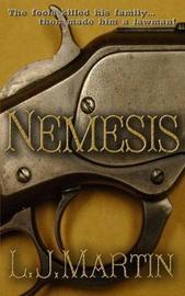 Nemesis by L.J. Martin image