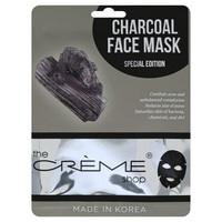 The Creme Shop Charcoal Infused Face Mask image