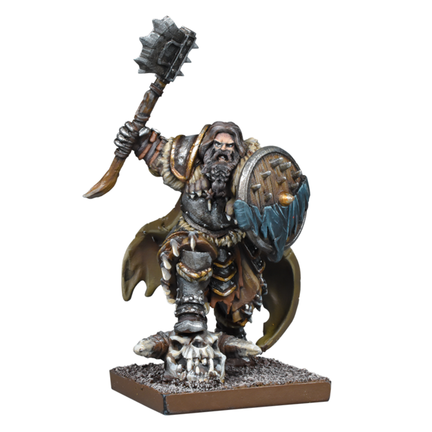 Kings of War: Northern Alliance Lord/Skald