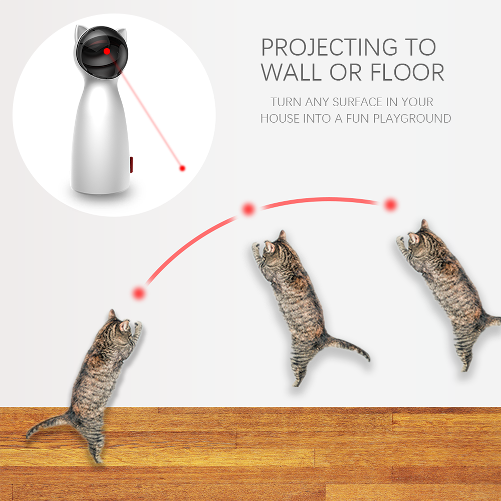 Bentopal P01 Laser Light Cat Toy image