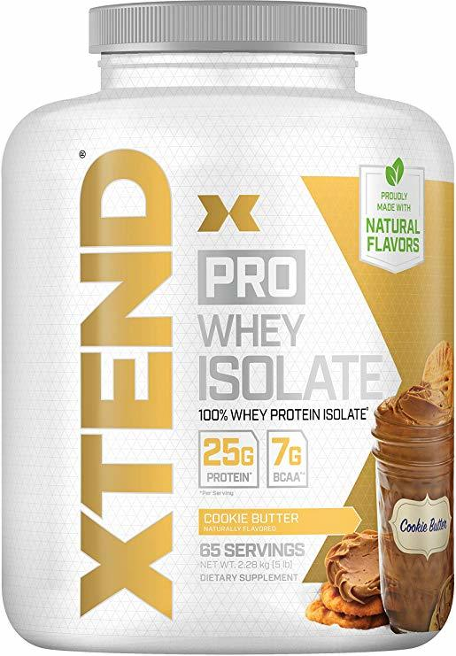 Xtend Pro Protein Powder: Cookie Butter (65 Serve)