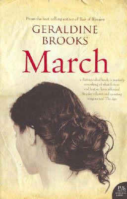 March by Geraldine Brooks image