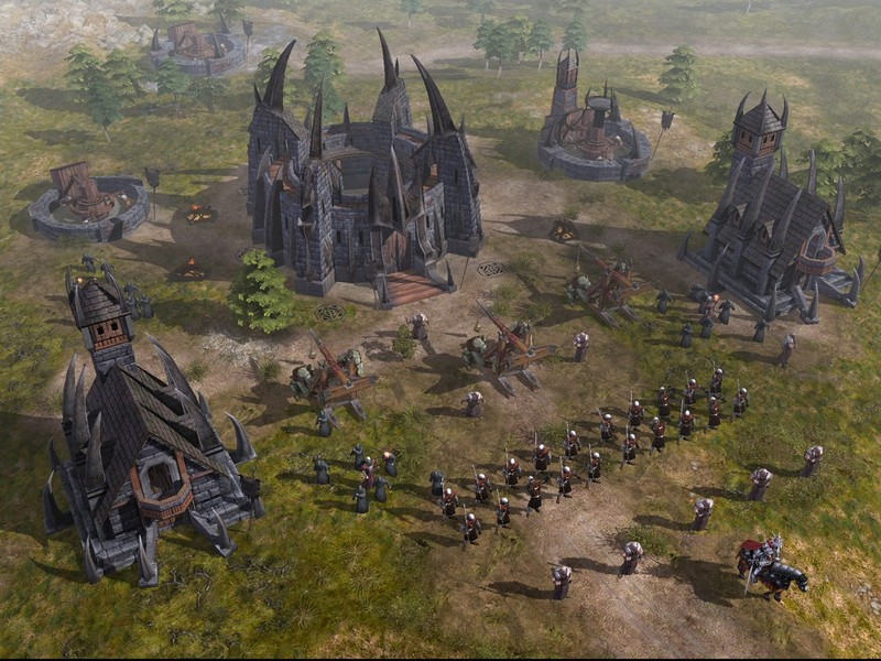 LOTR: The Battle for Middle-Earth II - Rise of the Witch King for PC Games image