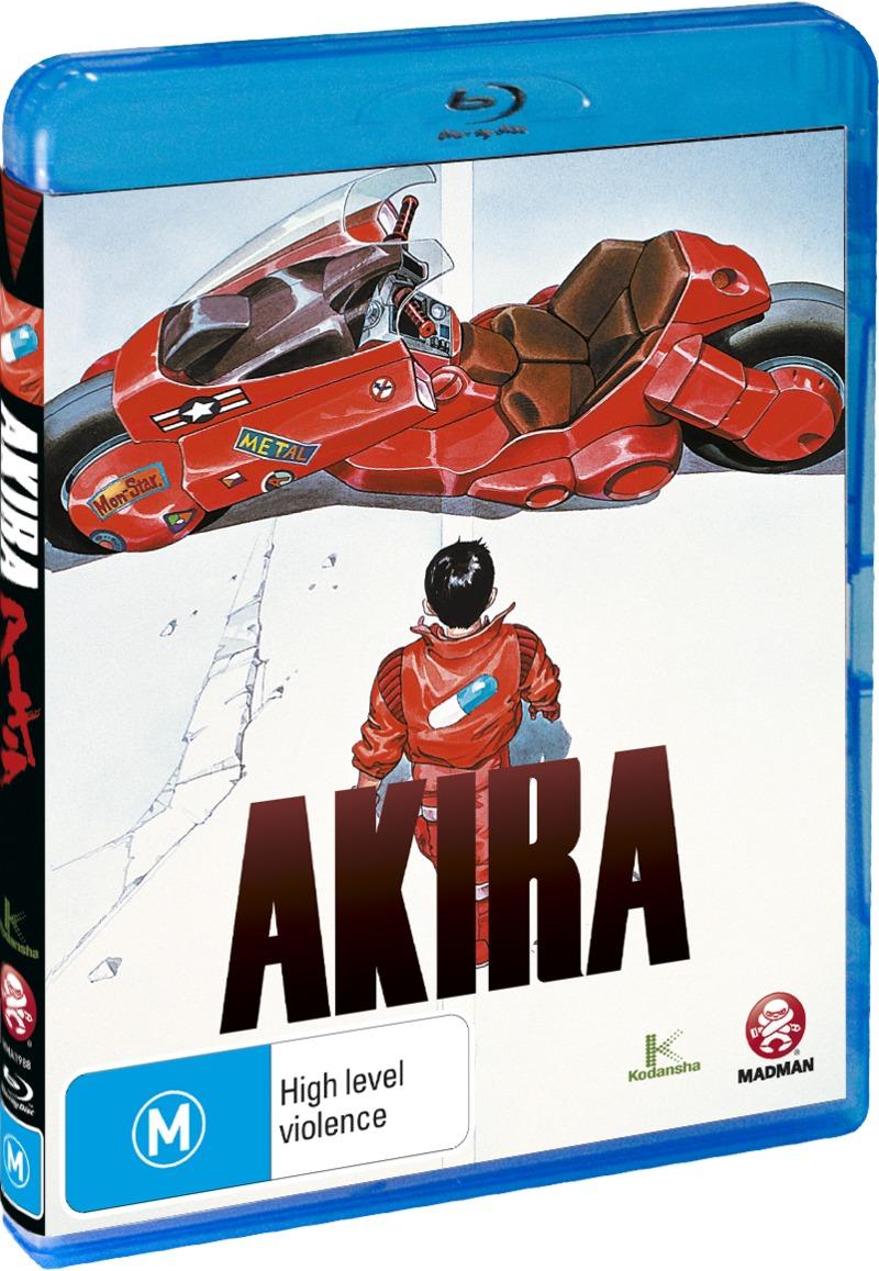 Akira on Blu-ray image