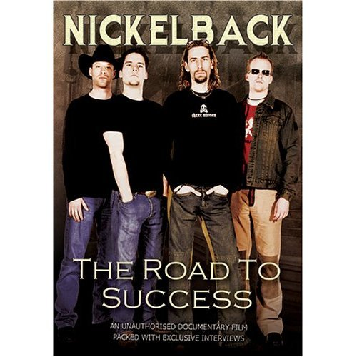 Nickelback - The Road To Success on DVD
