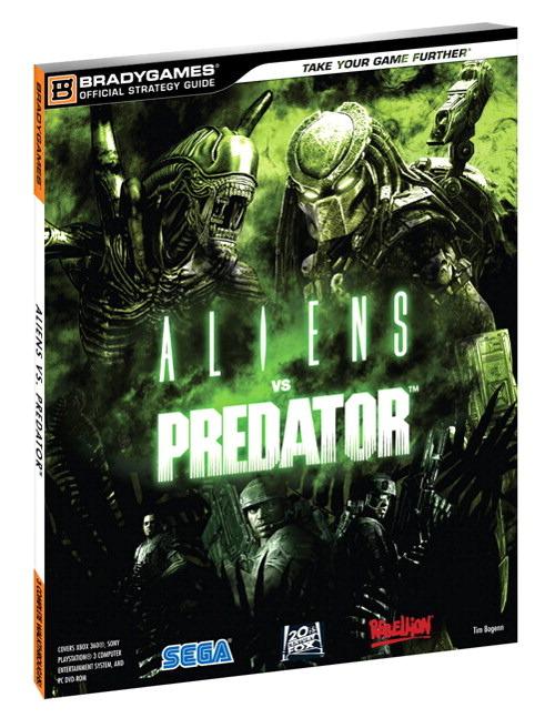 Aliens vs. Predator Official Strategy Guide by BradyGames