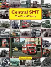 Central SMT - The First 40 Years by Robert Grieves image
