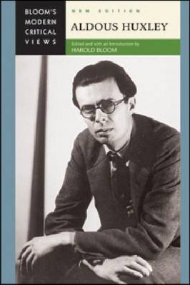 Aldous Huxley, New Edition by Professor Harold Bloom image