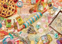 Holdson: 1000pce Puzzle - Treats 'n Treasures Vintage Bakery