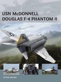 USN McDonnell Douglas F-4 Phantom II by Peter E. Davies