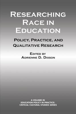 Researching Race in Education by Adrienne D. Dixson image