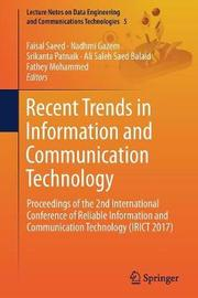 Recent Trends in Information and Communication Technology image
