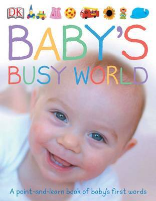 Baby's Busy World by Jason Fry image