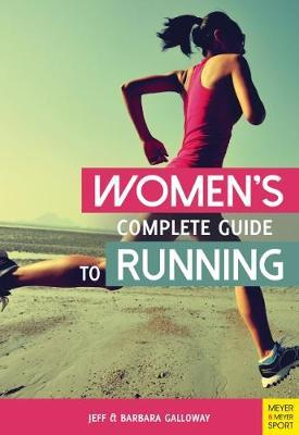 Women's Complete Guide to Running by Jeff Galloway image