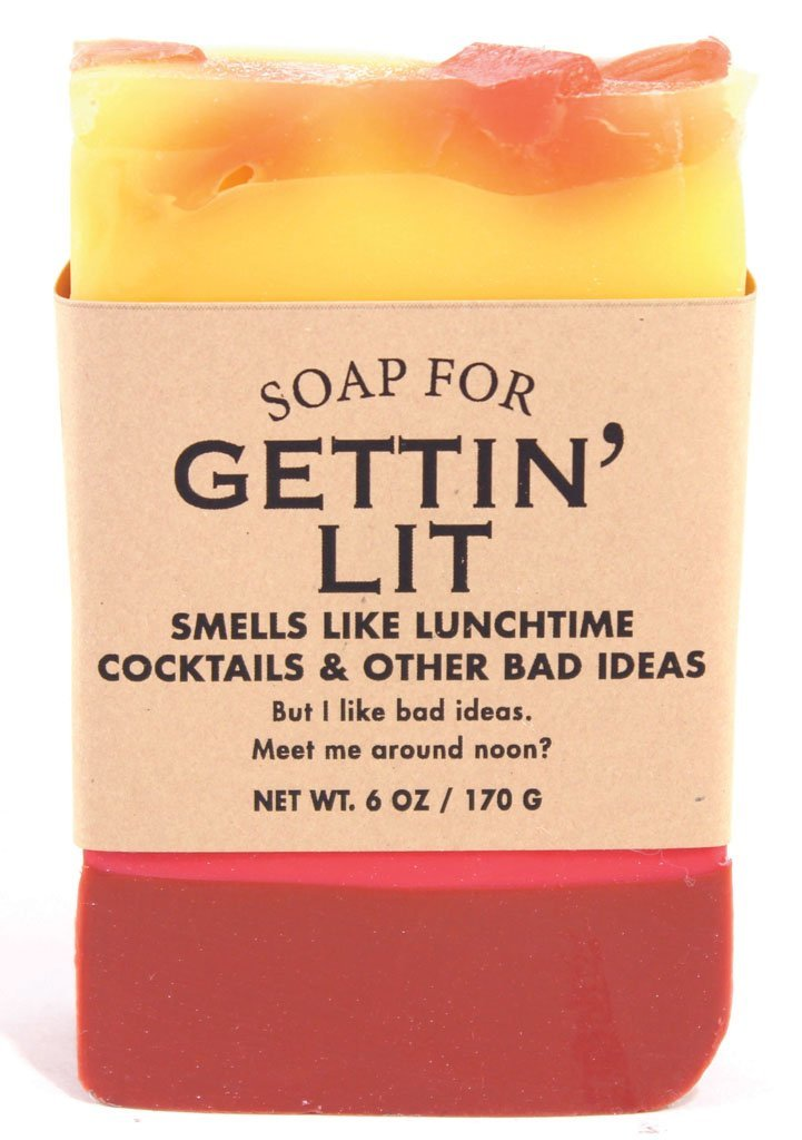 Whiskey River Co: Soap - Gettin' Lit image