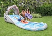 Intex: Surf N Slide - Inflatable Play Center