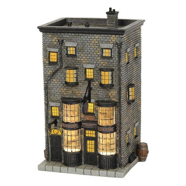 Harry Potter: Ollivanders Wand Shop - Village Statue