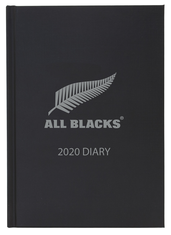 Collins: 2020 Daily A51 Diary - All Blacks