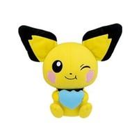 Pokemon Sun & Moon: Mogu Mogu Time Pichu - Plush