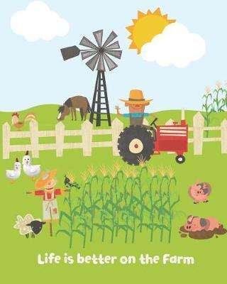 Life is Better on the Farm by Kiddo Teacher Prints