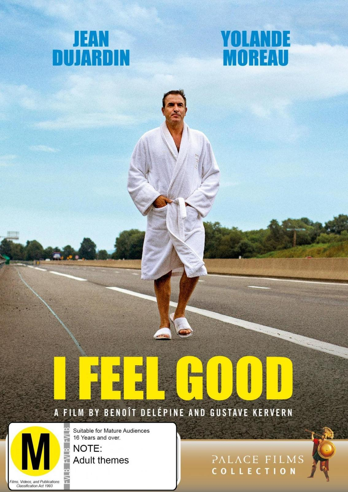 I Feel Good on DVD image