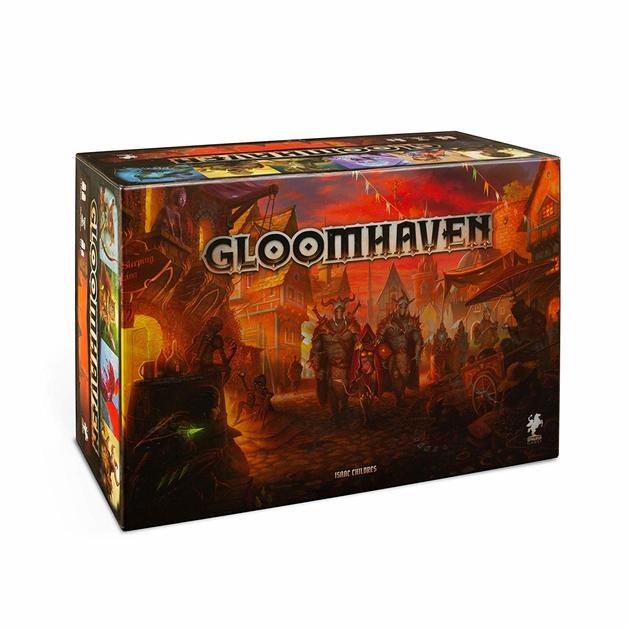 Gloomhaven (2nd Edition)