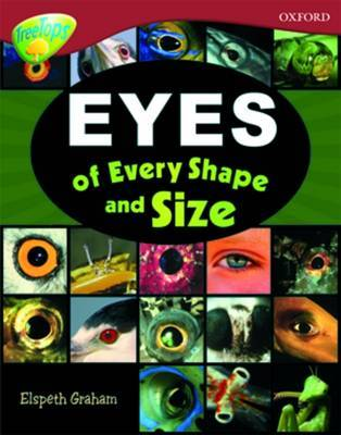 Oxford Reading Tree: Level 15: TreeTops Non-Fiction: Eyes of Every Shape and Size by Oxford Reading Tree image