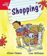 Rigby Star Guided Reception/P1 Red Level Guided Reader Set by Alison Hawes