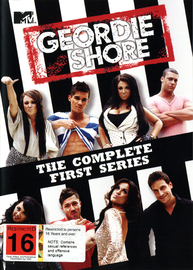Geordie Shore - The Complete First Series on DVD