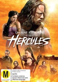 Hercules on DVD