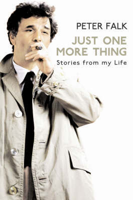 Just One More Thing by Peter Falk image