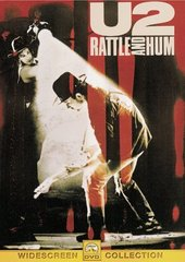 U2 - Rattle And Hum on DVD
