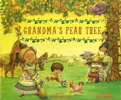 Grandma's Pear Tree by Suzanne Santillan image