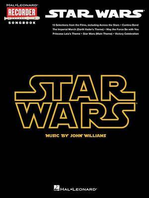 Star Wars Recorder Songbook by John Williams