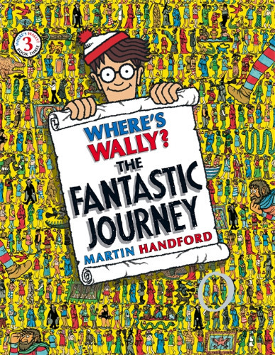 Where's Wally? The Fantastic Journey by Martin Handford image