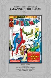 Marvel Masterworks Amazing Spider-man 1964 by Stan Lee image