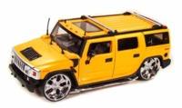 Jada: 1/24 Btk 2003 Hummer H2 – Diecast Model