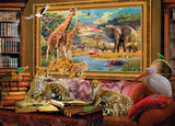 Holdson: 1000pce Art to Life Puzzle (Savannah Still Life)