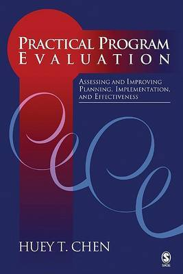 Practical Program Evaluation by Huey-Tsyh Chen image