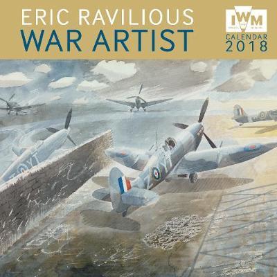 Imperial War Museum - Eric Ravilious War Artist Wall Calendar 2018 (Art Calendar) image