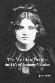 The Valadon Drama by John Storm image