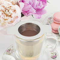 Pinky Up: Universal Stainless Steel - Tea Infuser