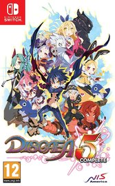Disgaea 5 Complete for Nintendo Switch