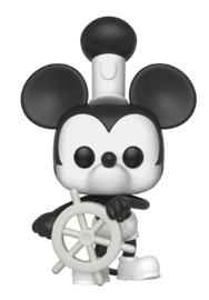 Disney: Steamboat Willie - Pop! Vinyl Figure