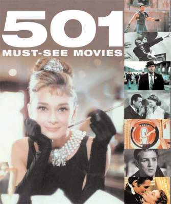 501 Must-See Movies by Emma Beare image