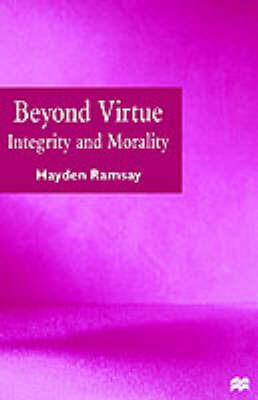 Beyond Virtue by Hayden Ramsay image
